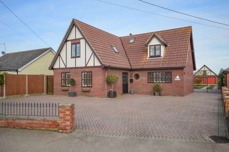4 Bedrooms Detached House for sale in Windmill Road, Bradfield, Manningtree