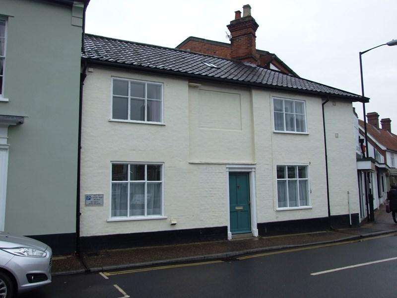 3 Bedrooms Terraced House for rent in Vicar Street, Wymondham