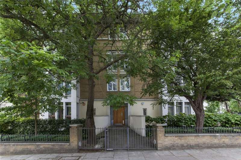 2 Bedrooms Apartment Flat for sale in Marlborough Hill, St Johns Wood, London, NW8