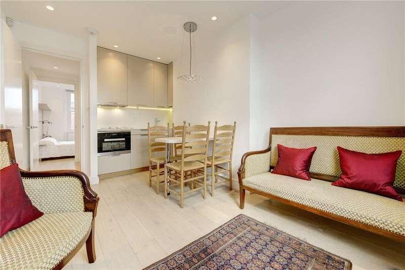 2 Bedrooms Flat for sale in Campden Houses, Peel Street, Kensington, London, W8
