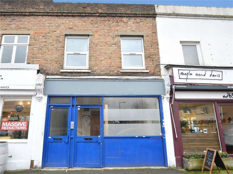 3 Bedrooms Plot Commercial for sale in North Cross Road, East Dulwich, London, SE22