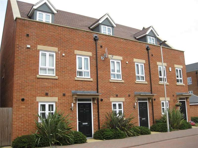3 Bedrooms End Of Terrace House for rent in Rondetto Avenue, Newbury, Berkshire, RG14