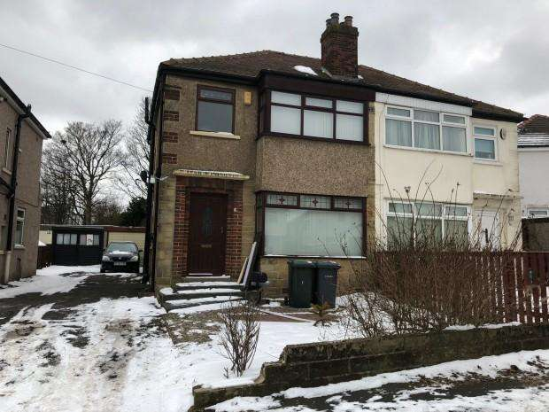 3 Bedrooms Semi Detached House for rent in Silwood Drive, Bradford, BD2
