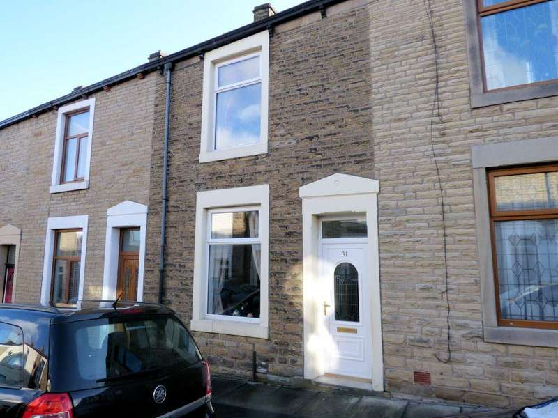 2 Bedrooms Terraced House for rent in George Street, Great Harwood, Blackburn BB6
