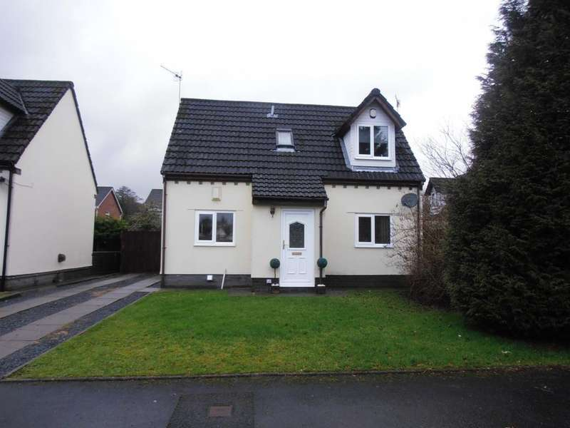 2 Bedrooms Terraced House for sale in Llys Cynon, Hirwaun, Aberdare