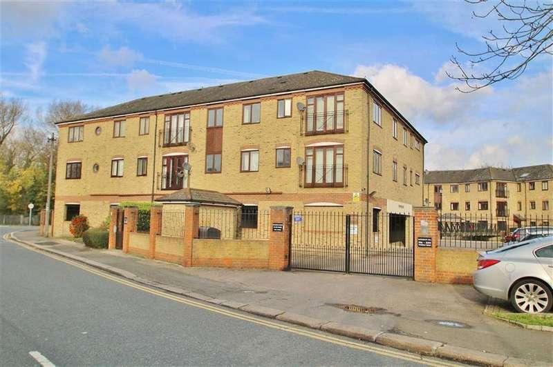 2 Bedrooms Apartment Flat for sale in Riverside House, Wandle Road, Morden, SM4