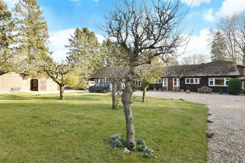 8 Bedrooms Detached House for sale in Itchen Abbas, Hampshire