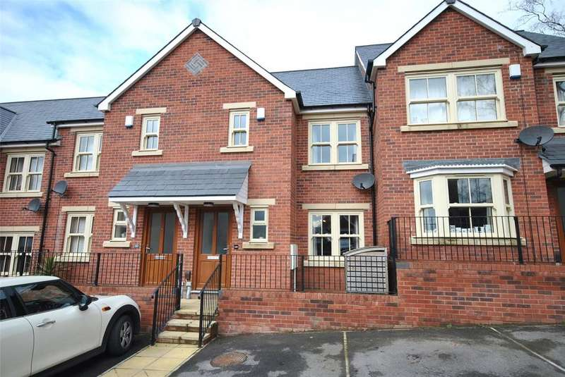 3 Bedrooms Terraced House for sale in Oak Park Terrace, Cookridge, Leeds