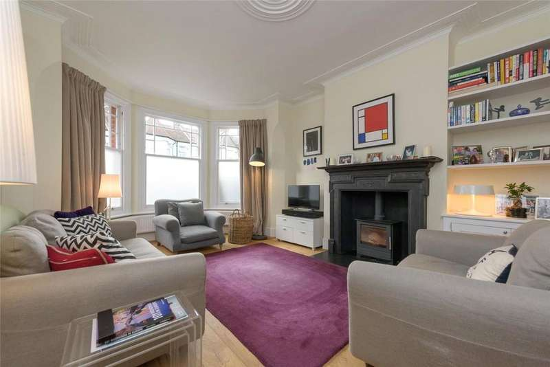4 Bedrooms Terraced House for sale in Dewsbury Road, London, NW10