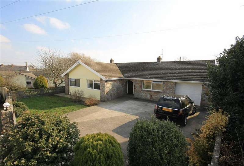 3 Bedrooms Detached Bungalow for sale in West End, Llantwit Major, Vale Of Glamorgan