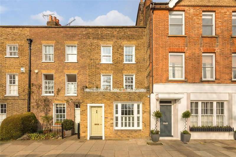 4 Bedrooms Terraced House for sale in Kew Green, Kew, Surrey