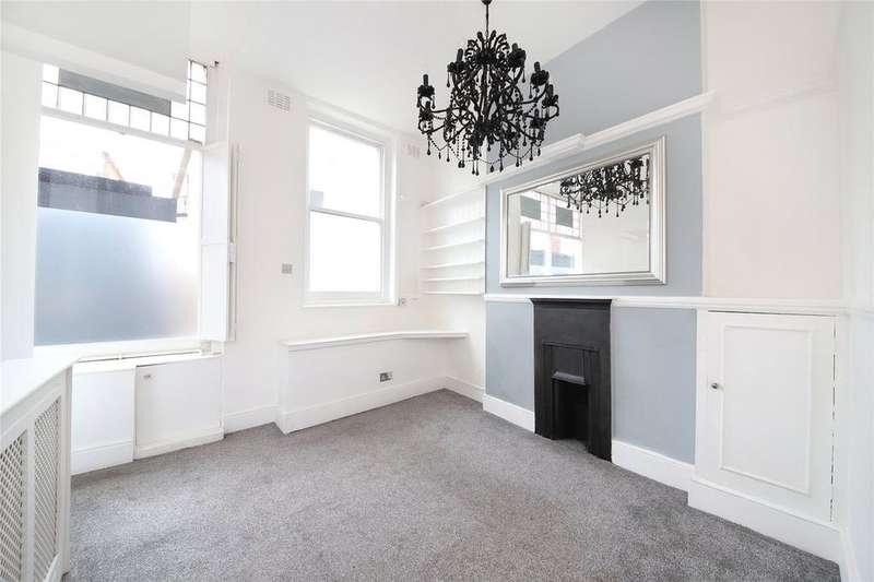 Studio Flat for sale in Tasso Rd, Fulham, London, W6