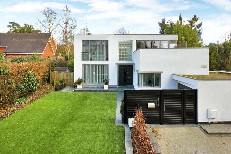 6 Bedrooms Detached House for sale in Blackhurst Lane, Tunbridge Wells, Kent, TN2