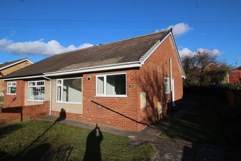2 Bedrooms Semi Detached Bungalow for sale in Pine Hall Road, Barnby Dun, Doncaster, DN3
