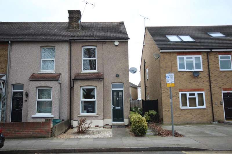 2 Bedrooms End Of Terrace House for sale in Marks Road , Romford , Essex