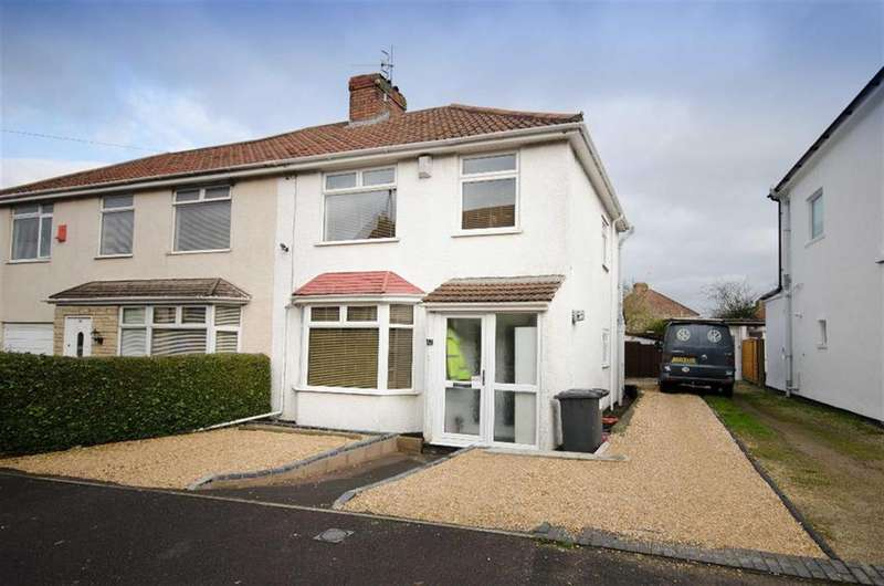 3 Bedrooms Semi Detached House for sale in Portland Street, Staple Hill, Bristol, BS16 4PT