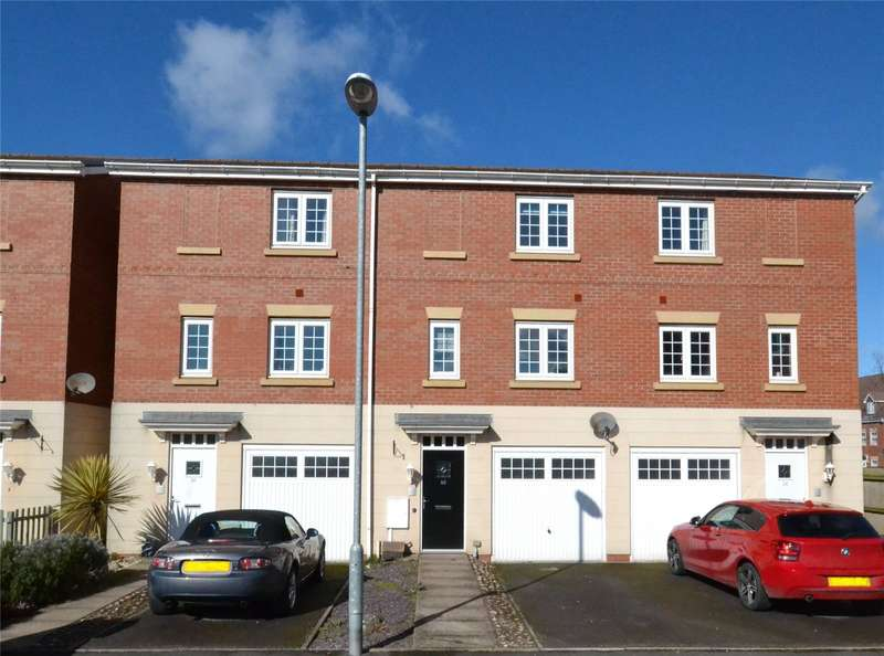 3 Bedrooms Terraced House for sale in 28 Highlander Drive, Donnington, Telford, TF2
