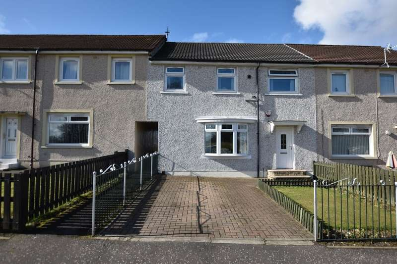 3 Bedrooms Property for sale in Sycamore Avenue, Uddingston, Glasgow, G71