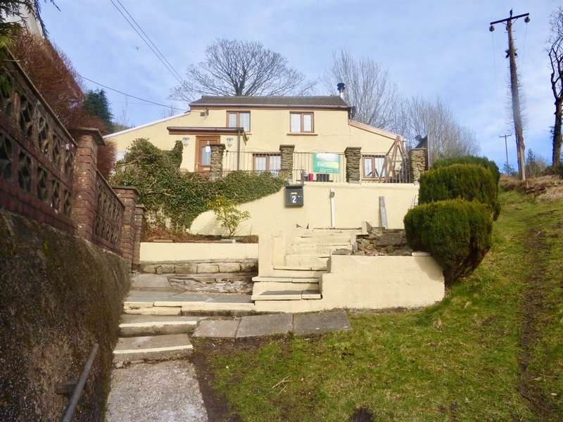 3 Bedrooms Cottage House for sale in The Uplands, Pontrhydyfen, Port Talbot