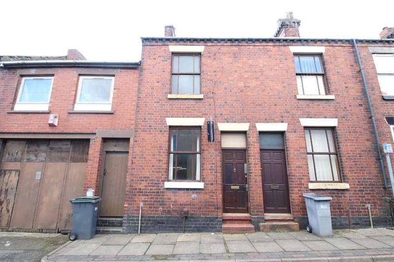 2 Bedrooms Property for sale in Hose Street, Tunstall, Stoke-On-Trent, ST6