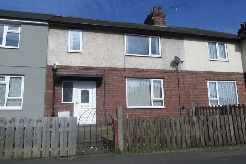 3 Bedrooms Semi Detached House for sale in Sheffield Street, Scunthorpe, DN15