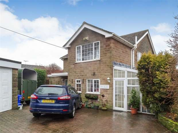 5 Bedrooms Detached House for sale in Bowns Hill, Crich, Matlock, Derbyshire