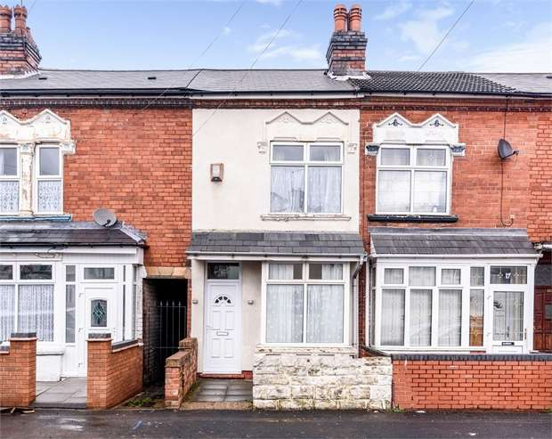 2 Bedrooms Terraced House for sale in Highbury Road, Smethwick, West Midlands