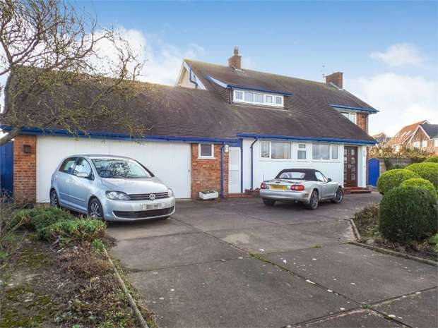 4 Bedrooms Detached House for sale in Dyserth Road, Rhyl, Denbighshire
