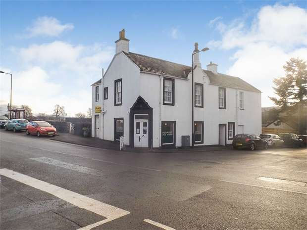 3 Bedrooms Detached House for sale in Main Street, Penpont, Thornhill, Dumfries and Galloway