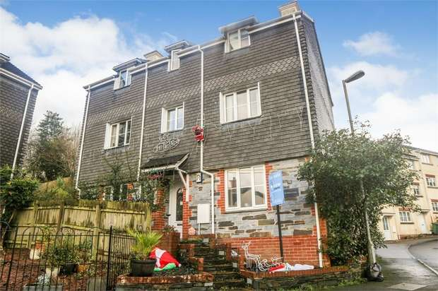 4 Bedrooms Detached House for sale in Kensey Valley Meadow, Launceston, Cornwall