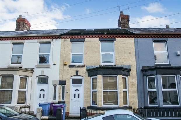 6 Bedrooms Terraced House for sale in Brookdale Road, Liverpool, Merseyside
