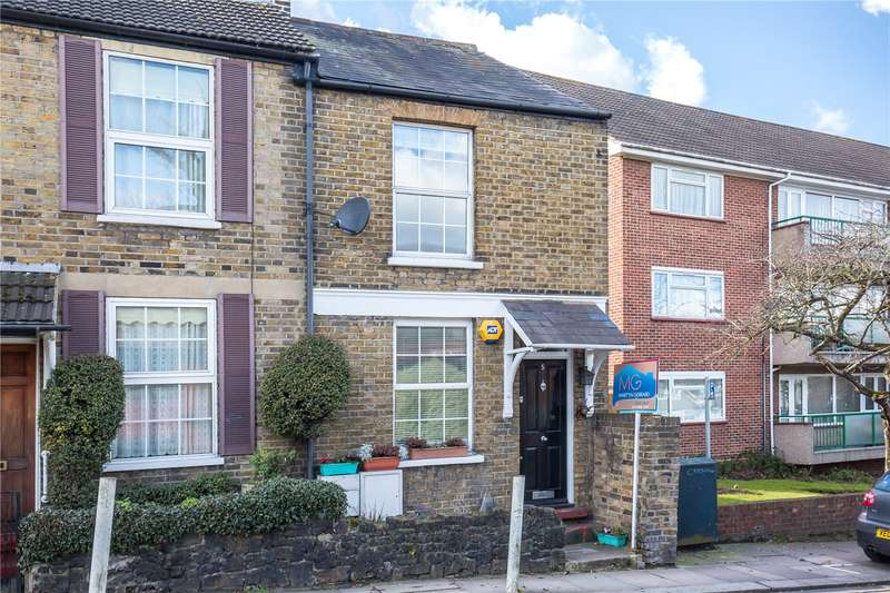 2 Bedrooms End Of Terrace House for sale in Eversley Park Road, Winchmore Hill, London, N21