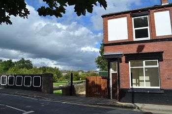 2 Bedrooms Flat for rent in Warrington Road, Wigan