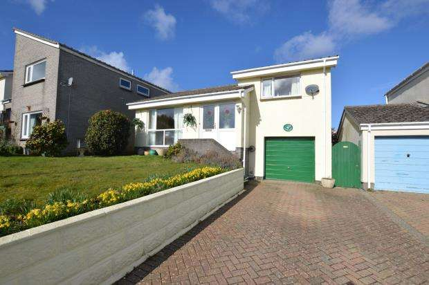 3 Bedrooms Detached Bungalow for sale in Cotmore Close, Brixham, Devon