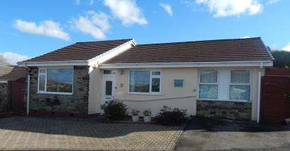 2 Bedrooms Bungalow for sale in St. Cleer, Liskeard, Cornwall