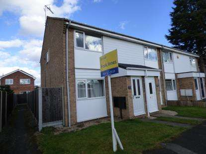 2 Bedrooms End Of Terrace House for sale in Langdale Drive, Long Eaton, Nottingham