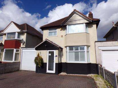 4 Bedrooms Detached House for sale in Penncricket Lane, Oldbury, Birmingham, West Midlands