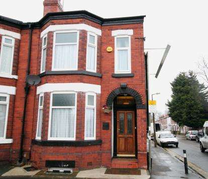 2 Bedrooms Terraced House for sale in Stockport Road, Cheadle, Cheshire