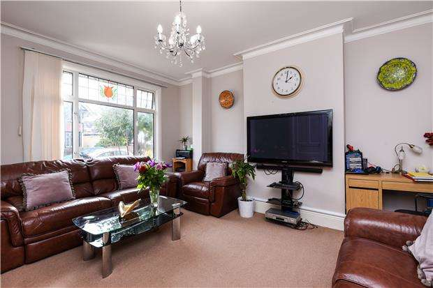 3 Bedrooms Semi Detached House for sale in Norbury Court Road, LONDON, SW16 4HY