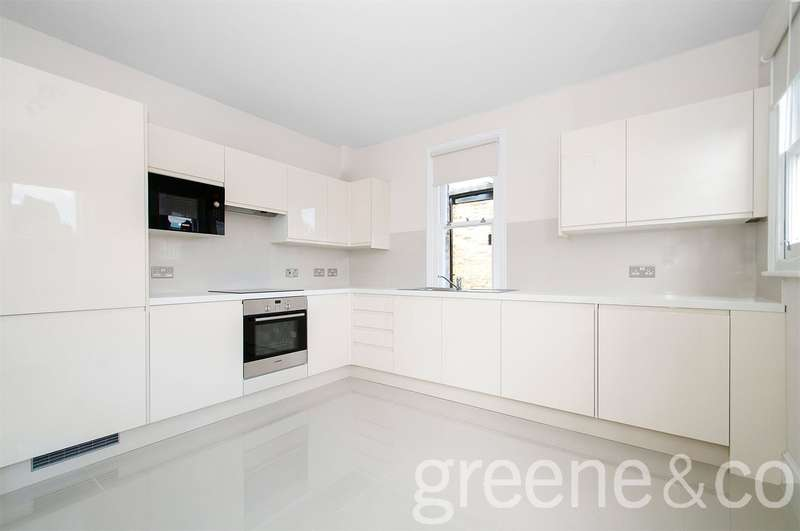 3 Bedrooms Flat for sale in Castellain Mansions, Castellain Road, London, W9