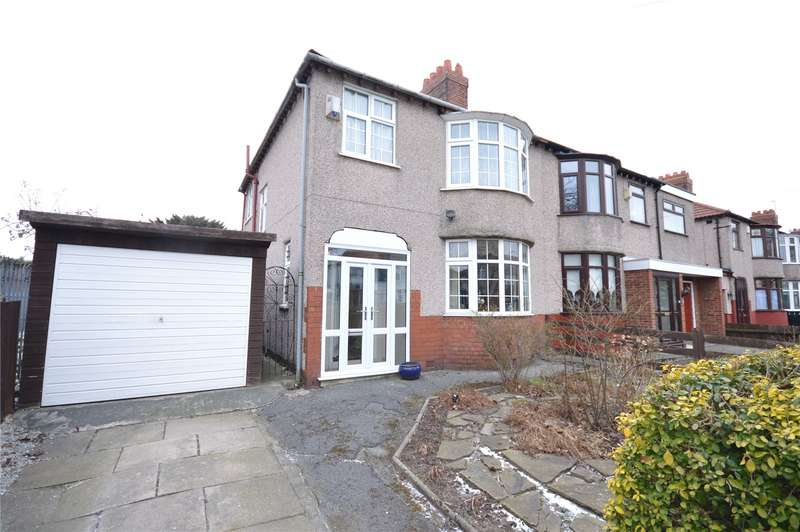 3 Bedrooms Semi Detached House for sale in Abbeystead Road, Wavertree, Liverpool, L15