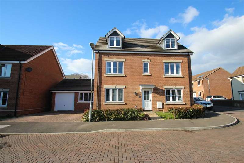 5 Bedrooms Detached House for sale in Leventon Place, Hilperton, Wiltshire, BA14