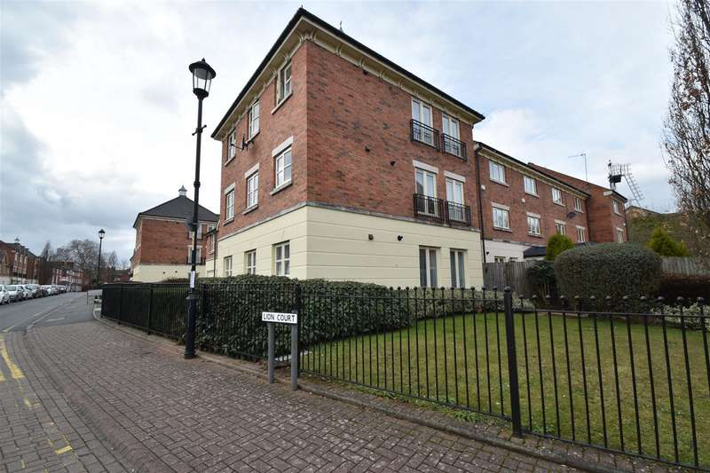 2 Bedrooms Flat for sale in Lion Court, Worcester