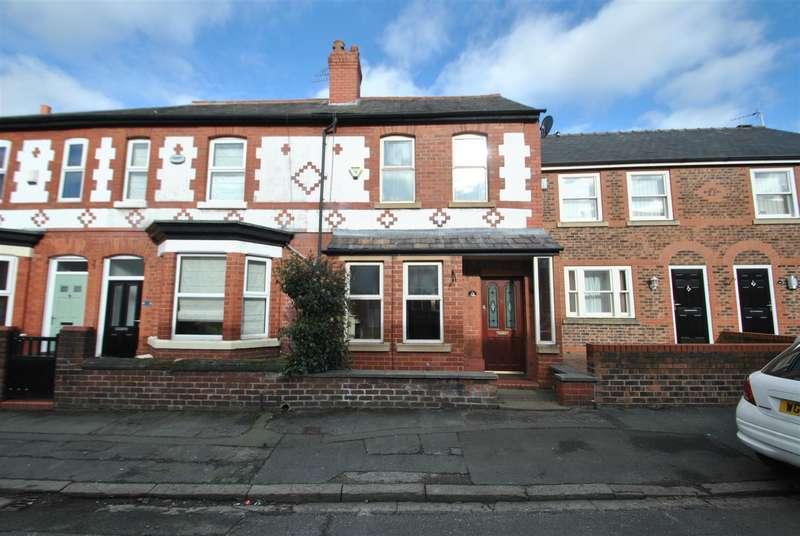 2 Bedrooms Terraced House for sale in Farrell Road, STOCKTON HEATH, Warrington, WA4