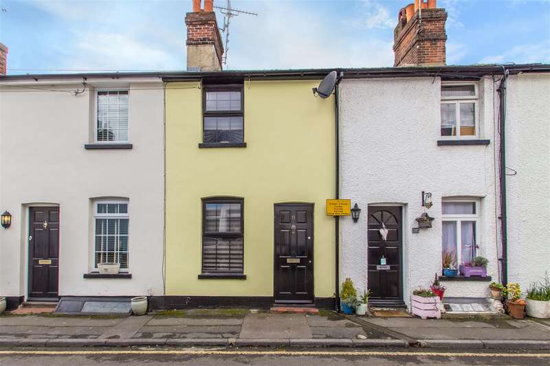 3 Bedrooms Terraced House for sale in New Street, Westerham