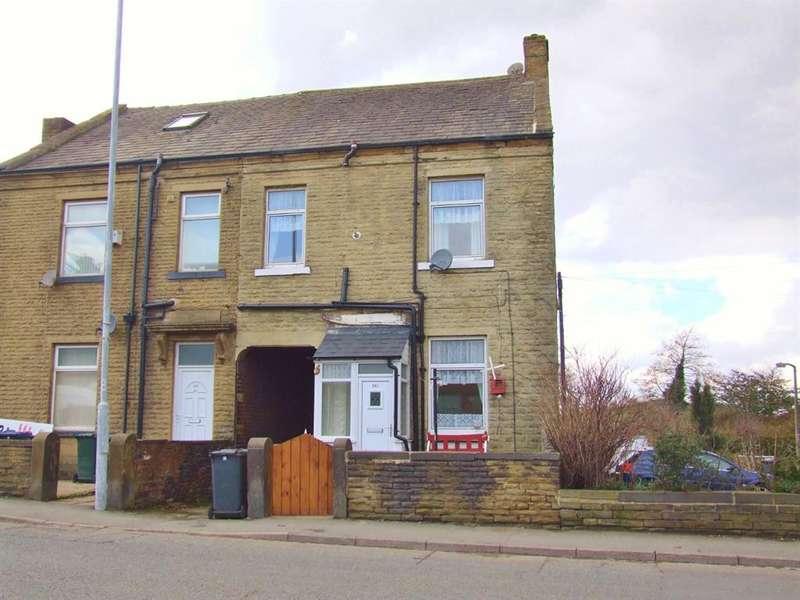2 Bedrooms Terraced House for sale in Cutler Heights Lane, Cutler Heights, Bradford, BD4 9JG