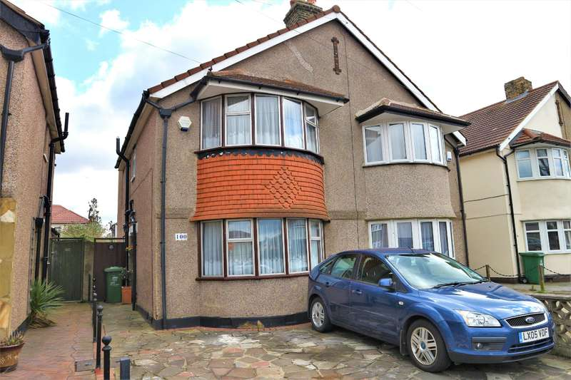 3 Bedrooms Semi Detached House for sale in Brixham Road, Welling, Kent, DA16 1EJ