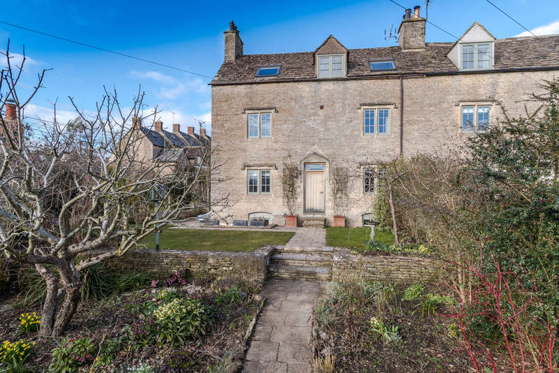 3 Bedrooms End Of Terrace House for sale in Cutwell, Tetbury