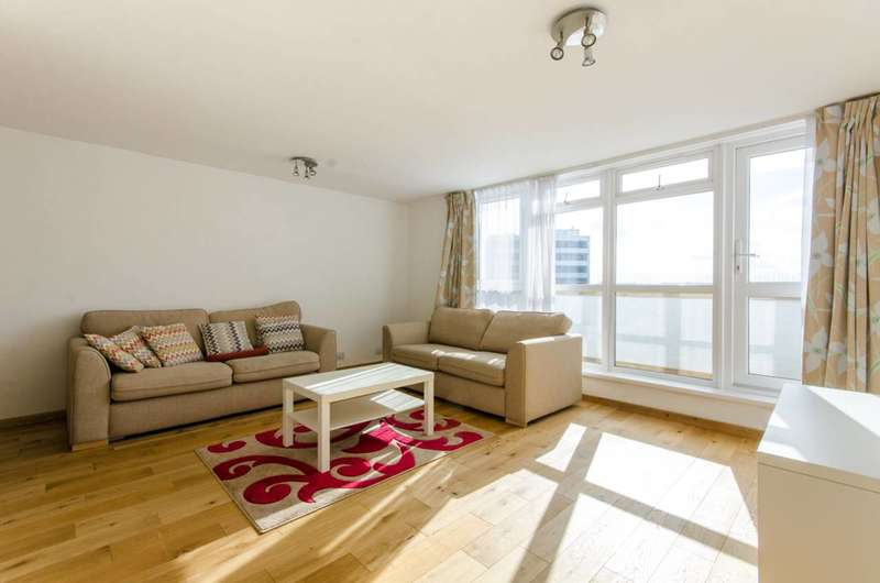 2 Bedrooms Flat for sale in Nether Street, Finchley, N3