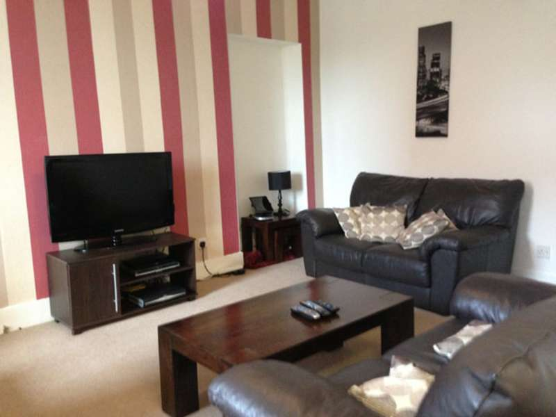 2 Bedrooms Apartment Flat for rent in Skene Square AB25